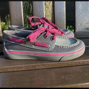 NWOT Sperry Top Sider Bahama shoe